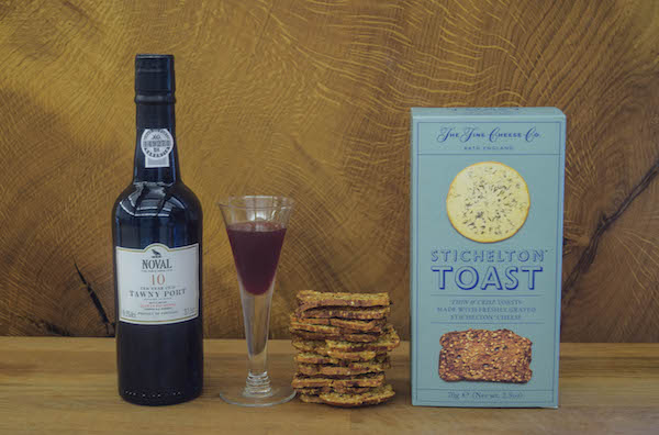 """Stichelton Toast Brings New Meaning to the Term """"Moreish"""""""