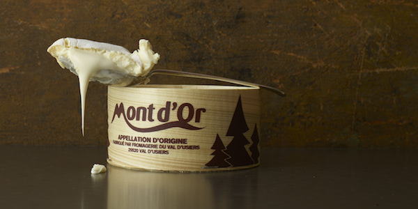Vacherin Mont D'or has returned to our cheese room