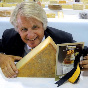 Our Affineur Walo Cheeses Win Big Again at Nantwich
