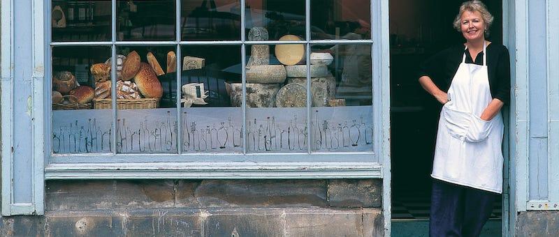 Ann-Marie Dyas The Fine Cheese Co. Bath