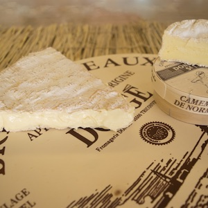What is the Difference Between Brie and Camembert?
