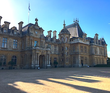 Enjoy an Afternoon of the Finest Cheese and Wine at Waddesdon Manor