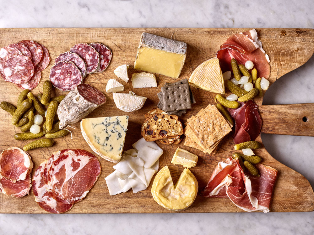 Cheeses For Christmas Parties