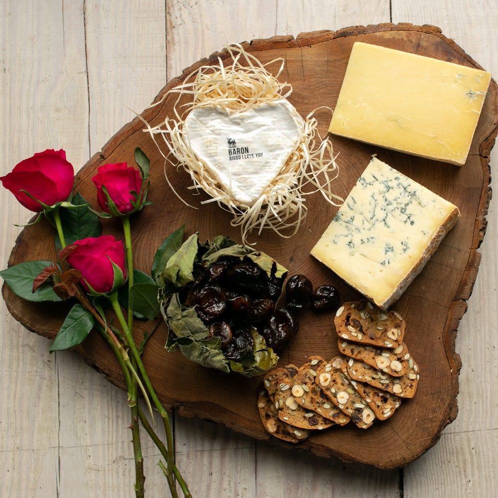 Eat Pray Love Cheese
