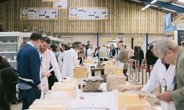 British Cheese Awards 2019