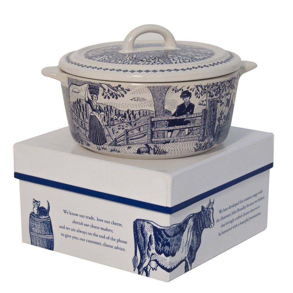 Ceramic Platter for Cheese